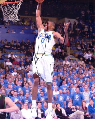 Russell Westbrook autographed UCLA 8x10 photo
