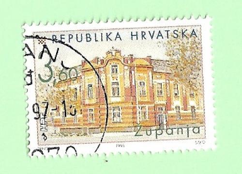 HRVATSKI GRADOVI - ŽUPANJA