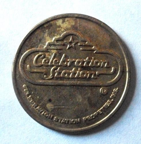 Celebration Station token