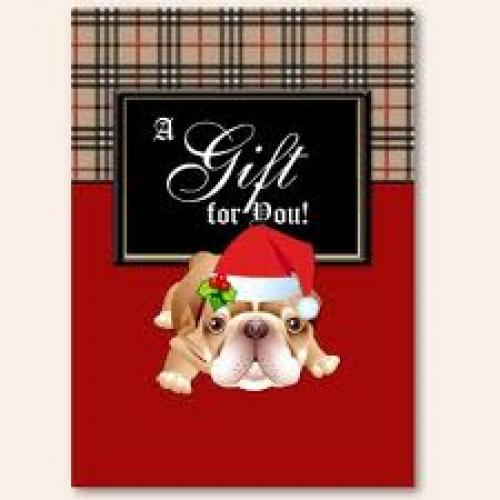 Dog Gift Card