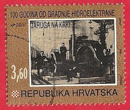 100. godina od gradnje hidroelektrane