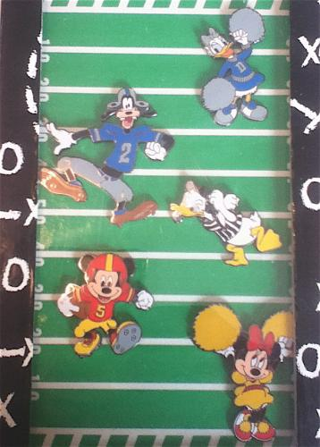 Disney Boxed Pin Set