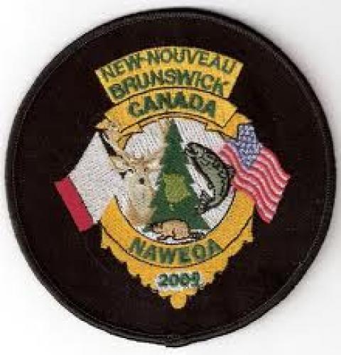 Patches; New Brunswick Patch; Canada