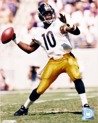 Kordell Stewart 8x10 Pittsburgh Steelers photo
