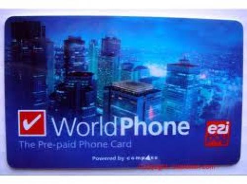 New Zealand; WorldPhone Calling Card